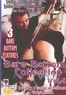 Spanked Shopper: And Other Tales Box Cover