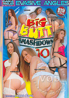 Big Butt Smashdown 10 Box Cover
