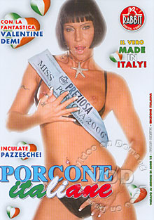 Porcone Italiane Box Cover