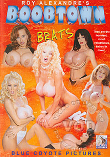 Boobtown Brats Box Cover