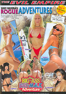 Big Ass Shemale Adventures 34