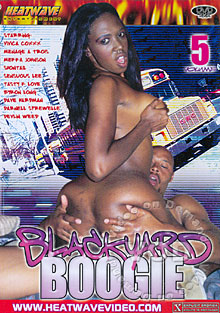 Blackyard Boogie Volume 5 Box Cover