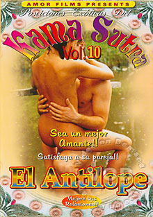 Kama Sutra Vol. 10 - El Antilope Box Cover