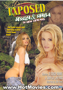 Jessica And Shayla In New Zealand Box Cover