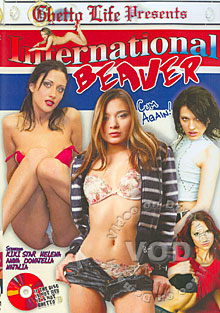 International Beaver Box Cover