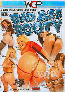 Bad Ass Booty Box Cover