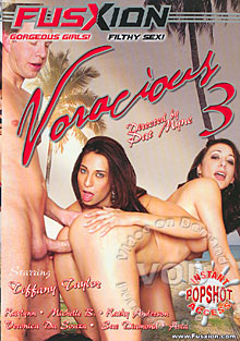 Voracious 3 Box Cover