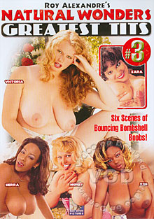 Natural Wonders Greatest Tits 3 Box Cover