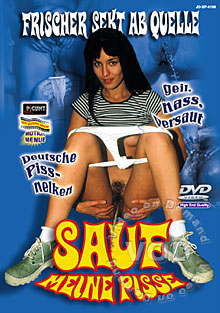 Sauf Meine Pisse Box Cover