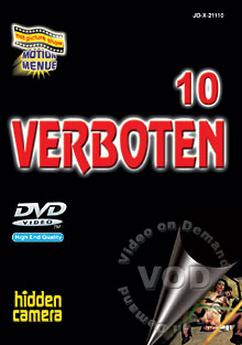 Verboten 10 Box Cover
