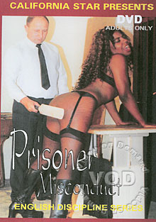 English Discipline Series - Prisoner Misconduct Box Cover