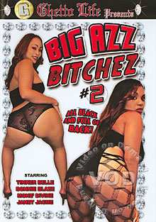 Big Azz Bitchez #2 Box Cover