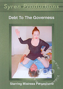 Debt To The Governess Box Cover