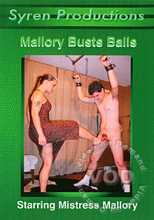 Mallory Busts Balls Box Cover