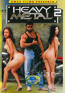 Heavy Metal 2 Box Cover