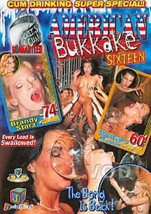 American Bukkake 16 Box Cover