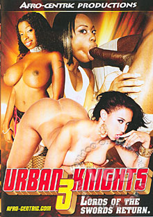 Urban Knights 3 Box Cover
