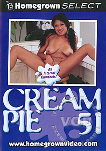 Cream Pie 51 Box Cover