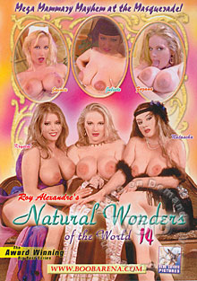 Natural Wonders Of The World 14 Box Cover