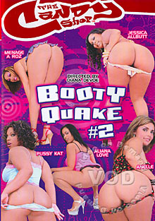 Booty Quake #2 Box Cover
