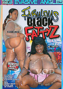 Fabulous Black Fattyz Box Cover