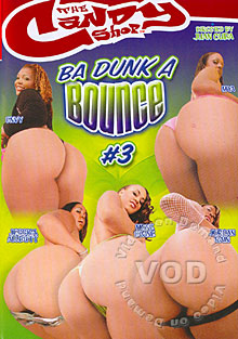 Ba Dunk A Bounce #3 Box Cover