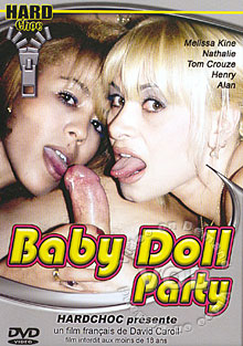 Baby Doll Party Box Cover