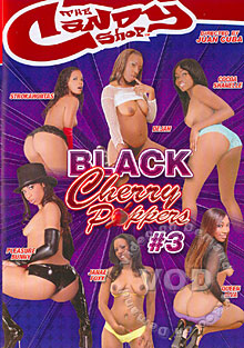 Black Cherry Poppers #3 Box Cover