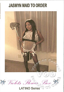 Jasmyn Taliana - Maid To Order Box Cover