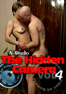 The Hidden Camera 4 Box Cover