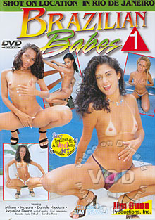 Brazilian Babes Box Cover
