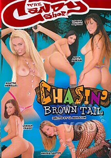 Chasin' Brown Tail Box Cover