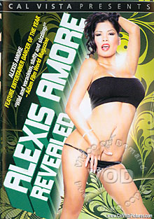 Alexis Amore Revealed Box Cover