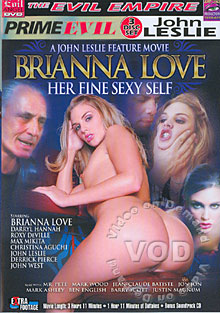 Brianna Love - Her Fine Sexy Self Box Cover