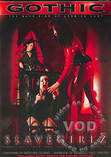 Slave Girlz Box Cover