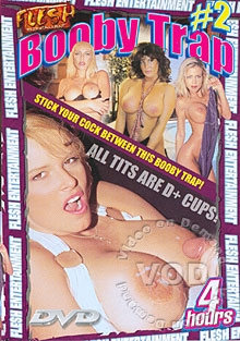 Booby Trap #2 Box Cover