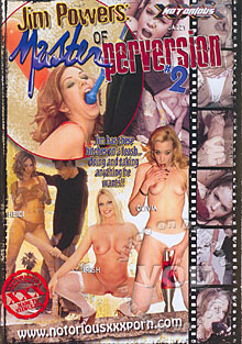 Master Of Perversion #2 Box Cover