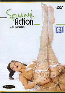 Spunk Fiction Box Cover