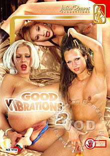 Good Vibrations 2 Box Cover