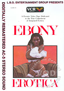Ebony Erotica Box Cover