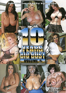 10 Years Big Bust Volume 5 Box Cover