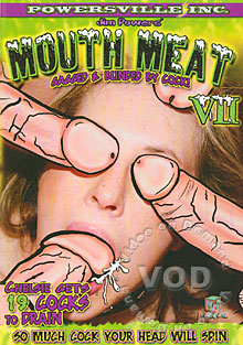 Mouth Meat VII Box Cover
