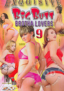 Big Butt Brotha Lovers 9 Box Cover