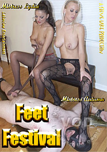Feet Festival Box Cover