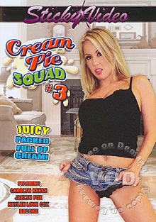 Cream Pie Squad #3 Box Cover