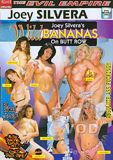 Wild Bananas On Butt Row