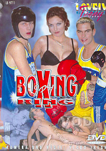 Boxing Ring Spy Box Cover