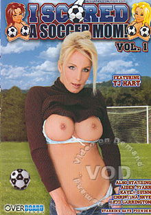 I Scored A Soccer Mom! Vol. 1 Box Cover