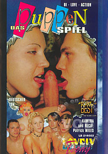 Das Puppen Spiel Box Cover
