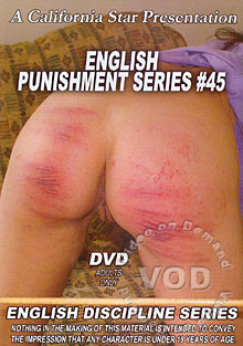 English Punishment Series #45 Box Cover